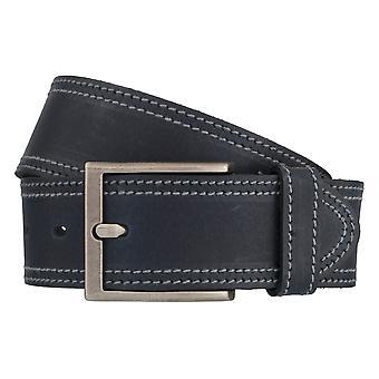 Camel active ceinture cuir ceintures masculines ceintures bleues 6352