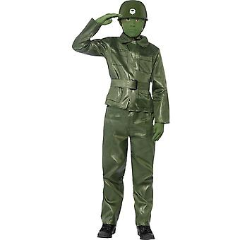 Children's costumes  toy soldier costume for kids