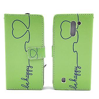 Мобильный телефон чехол Чехол для мобильного ARCHOS 50 c Неон быть счастливый зеленый