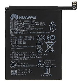 Battery for Huawei P10, Honor 9, HB386280ECW 3200 mAh Replacement Battery