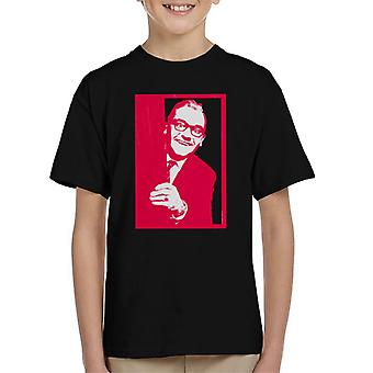 TV Times Ronnie Barker 1968 Kid's T-Shirt
