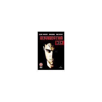 DVD opstandelse mand