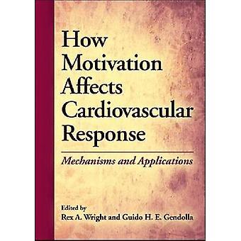 心血管の応答のメカニズムに影響を与える動機とアプリケーション
