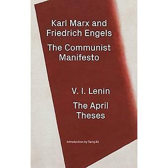 Det kommunistiske manifest/April afhandlinger af Karl Marx - Friedrich Eng