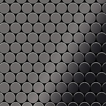 Mozaic metalic aliaj de Titan Dollar-ti-SM