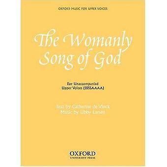 Der weibliche Gesang der Gott: Klavierauszug