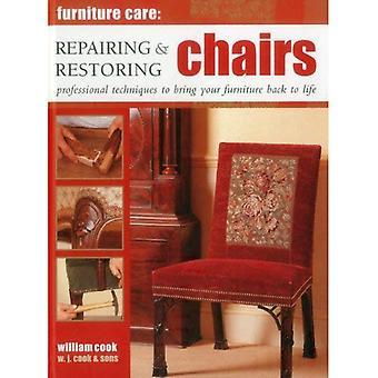 Meubels zorg: Herstellen & herstellen van stoelen: professionele technieken om je meubels weer tot leven
