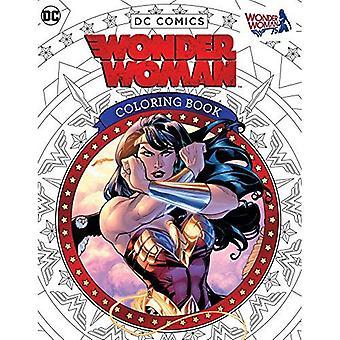 DC Comics: Wonder Woman Coloring boek