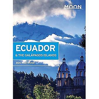 Moon Ecuador & Galo pagos öarna (Moon handböcker)