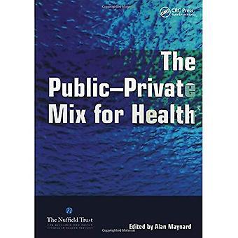 Offentlig privat blandingen for helse