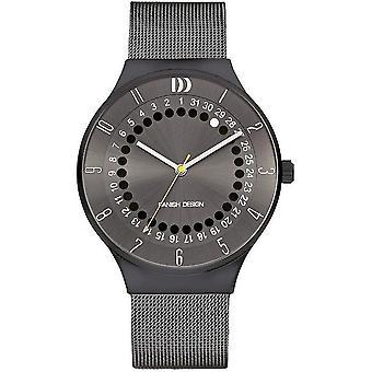 Dansk design mens watch IQ66Q1050 - 3314493
