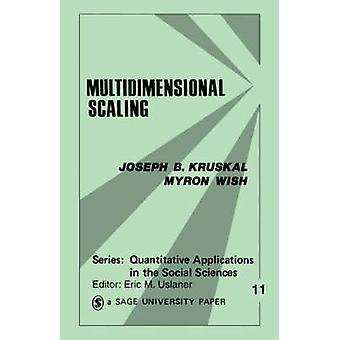 Scaling multidimensionale di Kruskal & Joseph B.