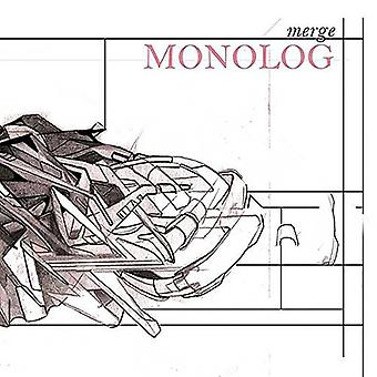 Monolog - Merge [CD] USA import