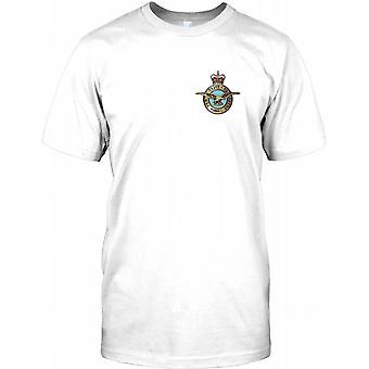 RAF - pro Ardva Ad Astra - Brust-Logo Kinder T Shirt