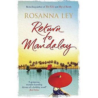 Rückkehr nach Mandalay mit Rosanna Ley - 9781782067627 Buch