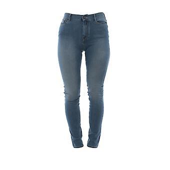 Karl Lagerfeld Klwp0003003 Femmes-apos;s Jeans en coton bleu