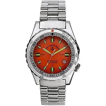 Zeno-watch reloj 465N retro de Navy diver-a5M