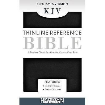 KJV Thinline Bible by Hendrickson Bibles - 9781619709591 Book