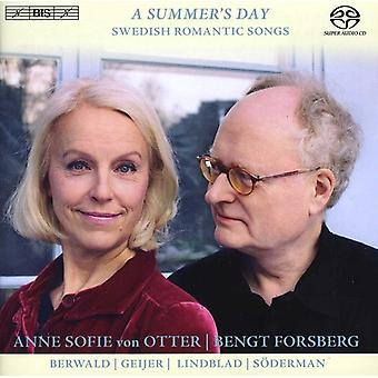 Otter, Anne Sofie Von - A Summer's Day: Swedish Romantic Songs [SACD] USA import