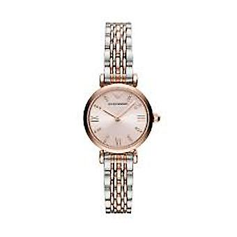 Emporio Armani Ar11223 Two-tone Stainless Steel Ladies Watch