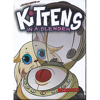 Kittens in een blender kaartspel