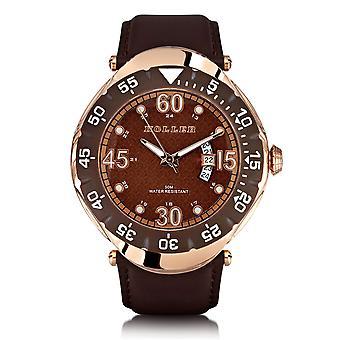 Holler Goldwax Rose Gold Watch HLW2188-1