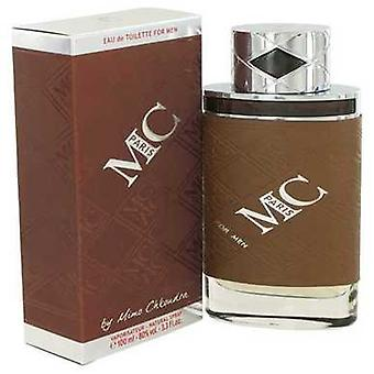 Mc Mimo Chkoudra By Mimo Chkoudra Eau De Toilette Spray 3.3 Oz (men) V728-492373