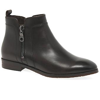 Caprice Ella Womens Zip Fastening Ankle Boots