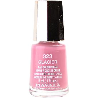Mavala Mini Nail Color Creme Nail Polish - Glacier (323) 5ml