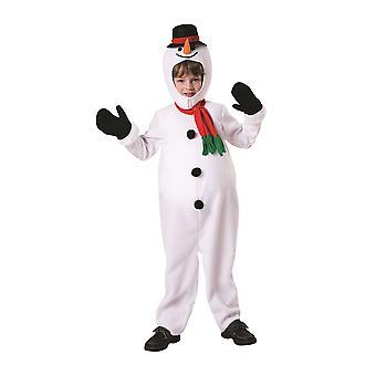 رجل الثلج البطن الكبير (S)