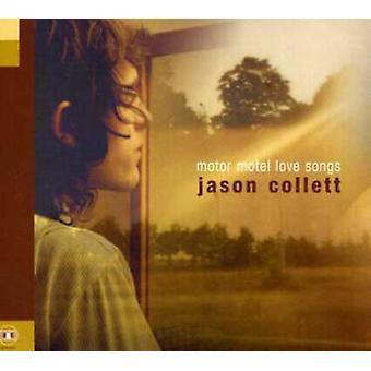Jason Collett - Motor Motel Love Songs [CD] USA import