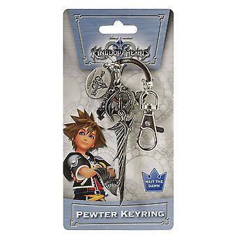 Key Chain - Kingdom Hearts - Wait the Dawn Metal Licensed 80126