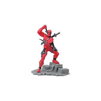 Action Figure - Marvel - Diorama Deadpool 2.75