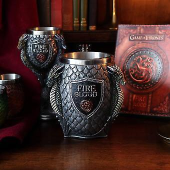 Game of Thrones Targaryen Haus Tankard