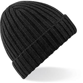 Beechfield - Chunky Ribbed Beanie Hat