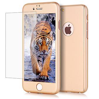 Pc Hole Case + Protecteur d'écran iPhone 6/6S