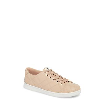ED Ellen DeGeneres Womens Crowley Leather Low Top Lace Up Fashion Sneakers