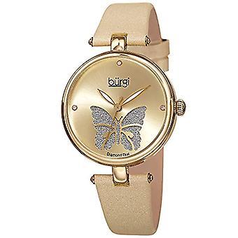 Burgi Clock Woman Ref. BUR233YG