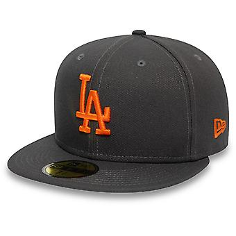 New Era 59Fifty Fitted Cap - MLB Los Angeles Dodgers graphit