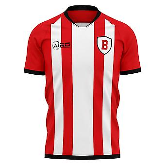 2019-2020 Brentford Classic Concept Football Shirt - Kids