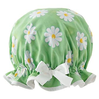 Dilly Daydream Daisy Shower Cap