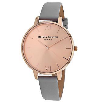 Olivia Burton Women's Classic Rose gold Dial Watch - OB15BD58