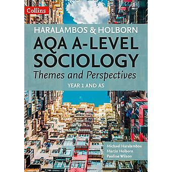 AQA A Level Sociology Themes and Perspectives
