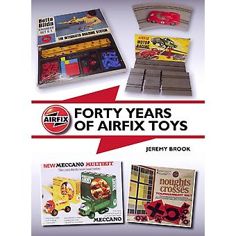 Forty Years of Airfix Toys by Jeremy Brook