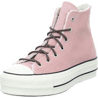 Converse High CT AS 566566C uniwersalne zimowe damskie buty