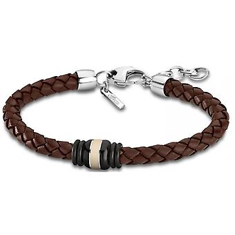 Bracelet Lotus Style LS1814-2-4 - Urban Man Tress Brown man Bracelet