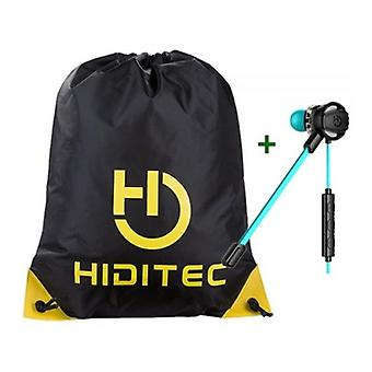 Headphones with microphone + backpack tight by strings Hiditec PAC010008