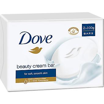 Dove Beauty Cream bar, 2 barer
