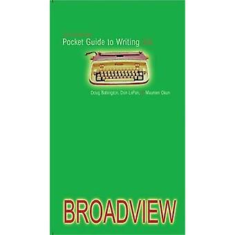 Broadview Pocket Guide till skrivande