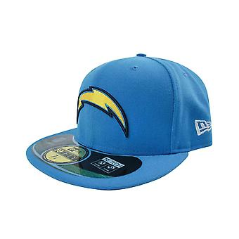 New Era 59Fifty NFL San Diego Chargers Blue Cap